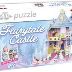 Tactic Puslespill 3D Puzzle Eventyrslott