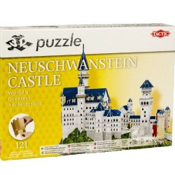 Tactic Puslespill 3D Puzzle Slottet Neuschwanstein