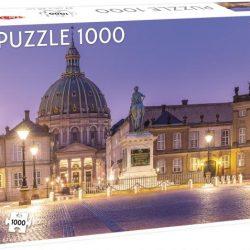 Tactic - Puzzle 1000 pc - Amalienborg