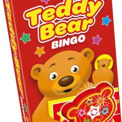 Tactic Reisespill Bear Bingo