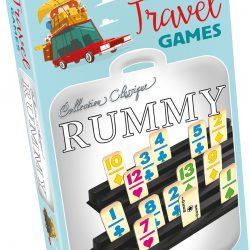 Tactic Reisespill Rummy