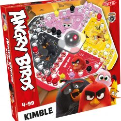 Tactic Spill Angry Birds Kimble