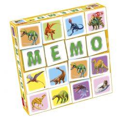 Tactic Spill Memo - Dinosaurer