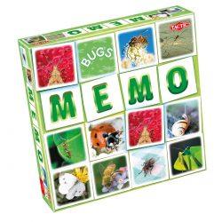 Tactic Spill Memo - Insekter
