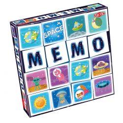 Tactic Spill Memo - Verdensrommet