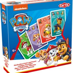 Tactic Spill Paw Patrol Tullete Familier