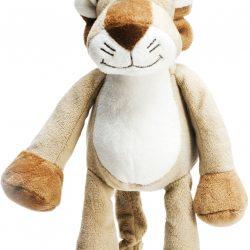 Teddykompaniet Diinglisar Wild Spilledåse Løve