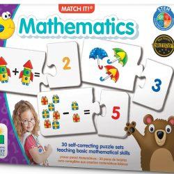 The Learning Journey Puslespill Match It Mathematics