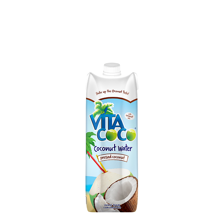 Vita Coco Kokosvann Med Presset Kokosnøtt, 330 ml
