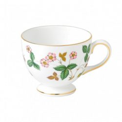 Wedgwood W Strawberry Teacup Leigh