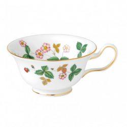 Wedgwood W Strawberry Teacup Peony