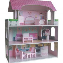Woodlii Dukkehus, Rosa