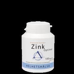 Zink Optimal 25 mg, 100 kapsler