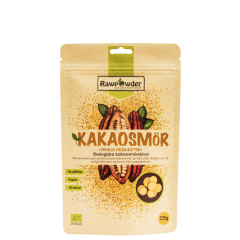 kakao smør, Økologisk Kakaosmør Plater, 225 g