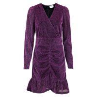 Alexis Glitter Lurex Dress