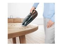 Bosch Move BHN16L - Støvsuger - håndholdt - uten pose - uten kabel - grå