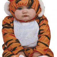Fiestas Guirca Kostyme Tiger