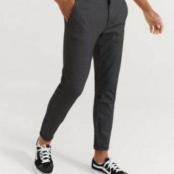 GABBA Bukse Pisa KD3920 Black Hound Pant Svart