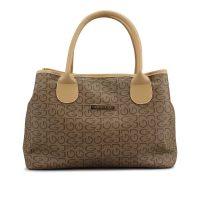 Gillian Jones - Mary Cosmetic Bag PU-Material - Beige