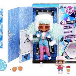 L.O.L. Surprise! OMG Winter Disco 2.0- Doll 1