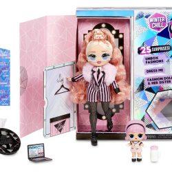 L.O.L. Surprise! OMG Winter Disco 2.0- Doll 3