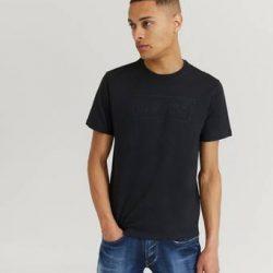 Levi's T-shirt Housemark Svart