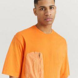 Peak Performance T-shirt Comb Tee Orange