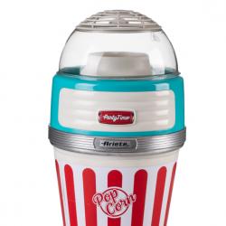 Popcornmaskin XL Ariete Party Time blå
