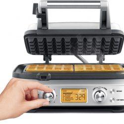 Sage The Smart Waffle Vaffeljern
