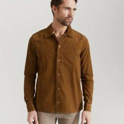 Samsøe Samsøe Skjorte Ruffo JC shirt 10504 Orange
