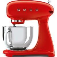 Smeg Kjøkkenmaskin 4.8L – Rød