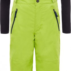 The North Face Snowquest Suspender Plus Bukse Barn, Lime Green S