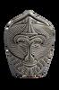 Vase Mandrill. Høyde 24 cm