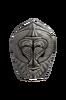 Vase Mandrill. Høyde 34,5 cm