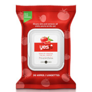 yes to Tomatoes Blemish Clearing Facial Wipes (pakke med 30)
