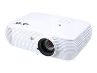 Acer P5530 - DLP-projektor - UHP - portabel - 3D - 4000 ANSI-lumen - Full HD (1920 x 1080) - 16:9 - 1080p - LAN