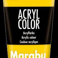 Acrylmaling Marabu 100 Ml 019 Yellow