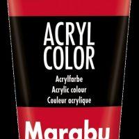 Acrylmaling Marabu 100 Ml 031 Cherry Red