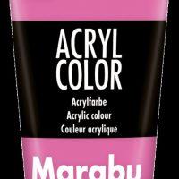 Acrylmaling Marabu 100 Ml 033 Rose Pink