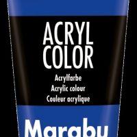 Acrylmaling Marabu 100 Ml 055 Ultramarin