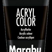 Acrylmaling Marabu 100 Ml 073 Black