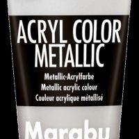 Acrylmaling Marabu 100 Ml 082 Silver
