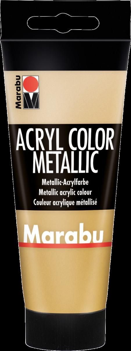 Acrylmaling Marabu 100 Ml 084 Gold