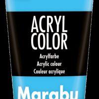 Acrylmaling Marabu 100 Ml 090 Light Blue