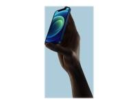 Apple iPhone 12 mini - Smartphone - dobbelt-SIM - 5G NR - 128 GB - CDMA / GSM - 5.4 - 2340 x 1080 piksler (476 ppi) - Super Retina XDR Display (12 MP-frontkamera) - 2x bakkameraer - blå