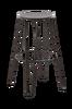 Barstol Madona sittehøyde 76 cm, 4-pk