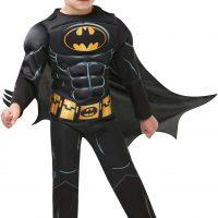 Batman Kostyme Deluxe 5-6 år