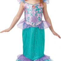 Disney Princess Kostyme Ariel 5-6 år