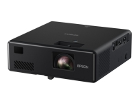 Epson EF-11 - 3 LCD-projektor - portabel - 1000 lumen (hvit) - 1000 lumen (farge) - Full HD (1920 x 1080) - 16:9 - 1080p - Miracast - svart