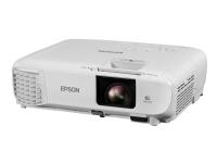 Epson EH-TW740 - 3 LCD-projektor - portabel - 3300 lumen (hvit) - 3300 lumen (farge) - Full HD (1920 x 1080) - 16:9 - 1080p - Miracast